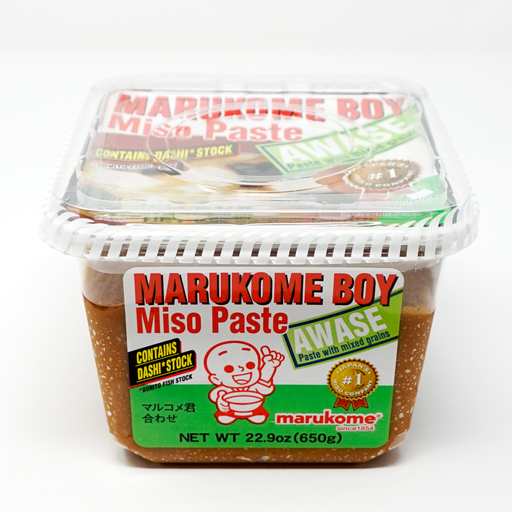 Marukome Boy Miso Paste (Awase) 22.9oz