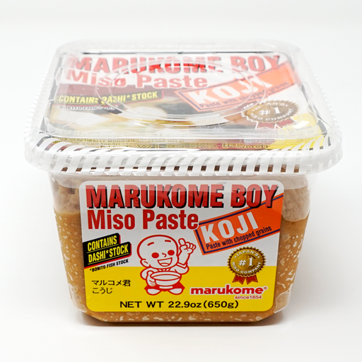 Marukome Boy Miso Paste (Koji) 22.9oz