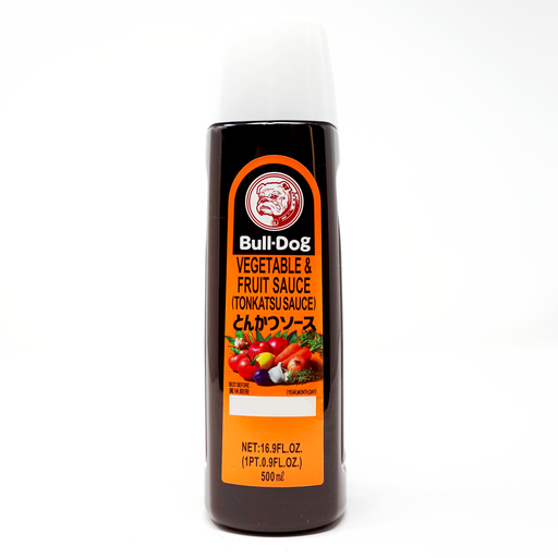 Bulldog Vegetable'&Fruit Sauce ( Tonkatsu Sauce)16.91fl oz