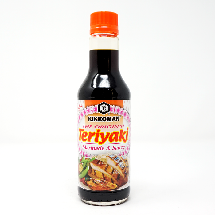 Kikkoman Teriyaki Marinade and Sauce 10 oz
