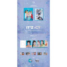 Load image into Gallery viewer, ITZY 1st Mini Album 'IT'z ICY' (SEALED)