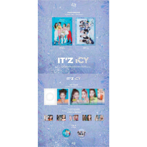 ITZY 1st Mini Album 'IT'z ICY' (SEALED)