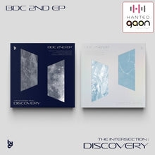Load image into Gallery viewer, [PREORDER] BDC 2nd Mini Album [THE INTERSECTION : DISCOVERY]
