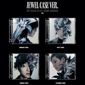 SHINEE 'Don't Call Me' - Jewel Case ver (SEALED)