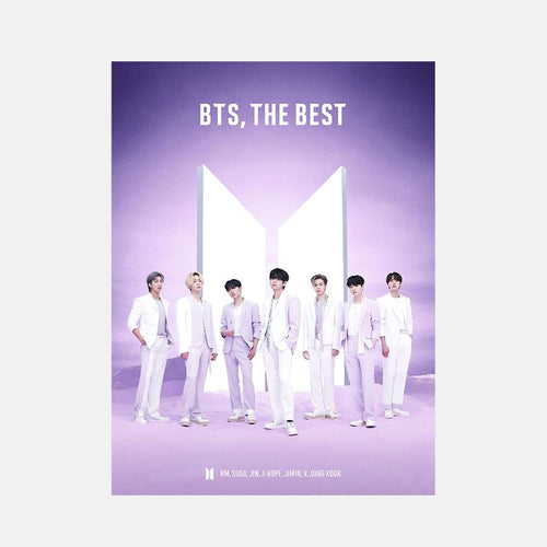 [PREORDER] BTS 'BTS, THE BEST' [Limited Edition / Type A] (SEALED)