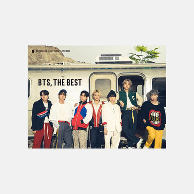 [PREORDER] BTS 'BTS, THE BEST' [Limited Edition / Type B] (SEALED)