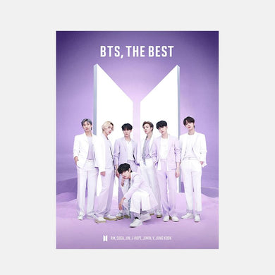 [PREORDER] BTS 'BTS, THE BEST' [Limited Edition / Type C] (SEALED)