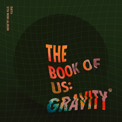 Day6 'The Book of Us: Gravity' (SEALED)