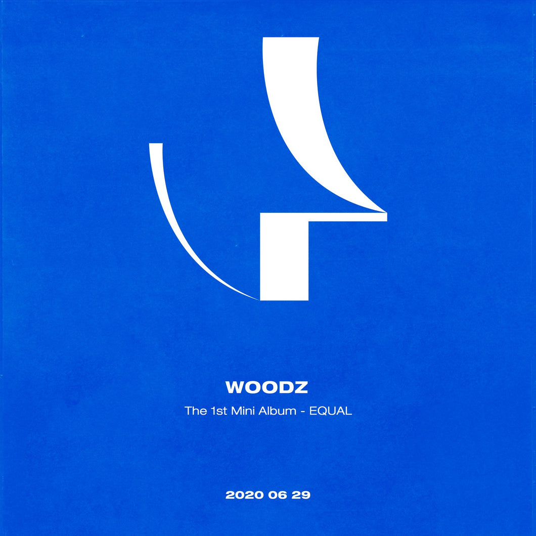 Woodz 1st Mini Album EQUAL (SEALED)