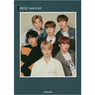 Oneus Our Step Photobook (SEALED)
