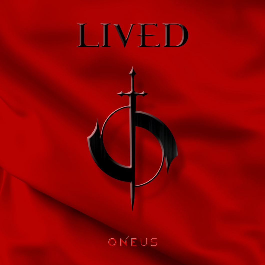 Oneus 4th Mini Album 'Lived' (SEALED)