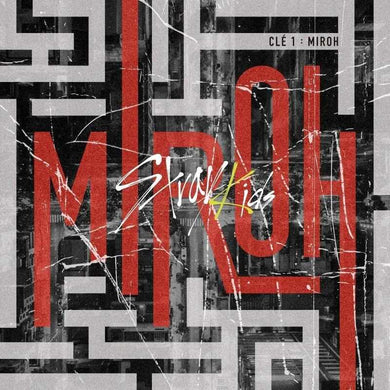 Stray Kids Cle 1: Miroh Standard Ver. (SEALED)