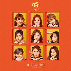 TWICE 'TWICEcoaster: LANE 2' (SEALED)
