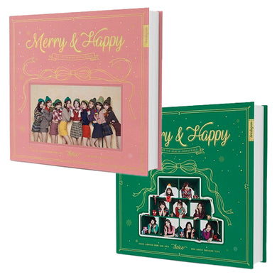 TWICE 'Merry & Happy' (SEALED)