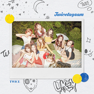TWICE 'TWICETAGRAM' (SEALED)