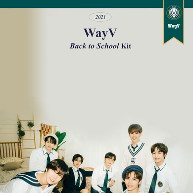 [PREORDER] WayV 2021 Back to School Kit