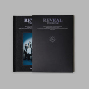 The Boyz 'Reveal' (SEALED)