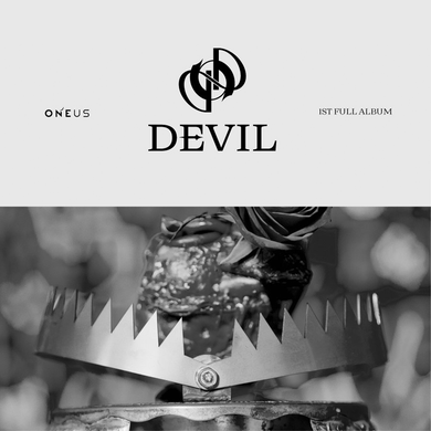 Oneus 1st Full Album 'Devil' (SEALED)