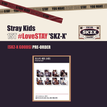 Load image into Gallery viewer, Stray Kids 1st #LoveSTAY SKZ-X Fanmeeting Goods - Poster Set