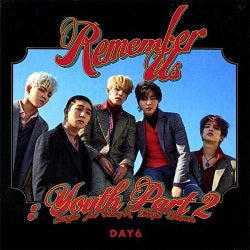 Day6 'Remember Us: Youth Part 2' (SEALED)