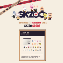 Load image into Gallery viewer, [PREORDER] Stray Kids 1st #LoveSTAY SKZ-X Fanmeeting Goods - SKZOO Sticker Pack Set