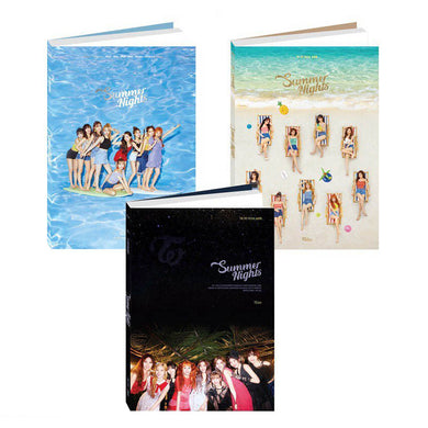 TWICE 'Summer Nights' (SEALED)