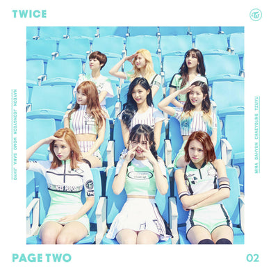 TWICE 'PAGE TWO' (SEALED)