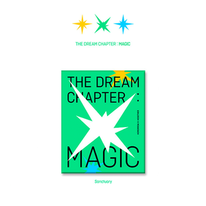 TXT (Tomorrow X Together) The Dream Chapter : Magic (SEALED)