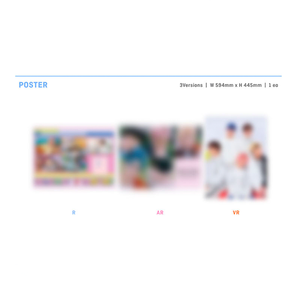 TXT (Tomorrow X Together) Minisode 1 : Blue Hour (SEALED)