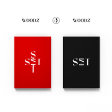 Load image into Gallery viewer, WOODZ 1st Single Album 'SET' - Mwave Signed