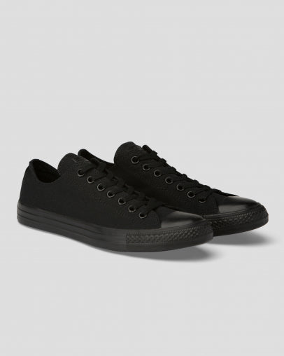 Converse Core Canvas Lo Black Mono