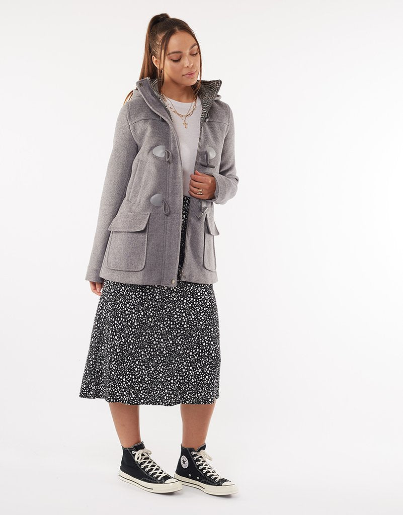 All About Eve Duffle Coat
