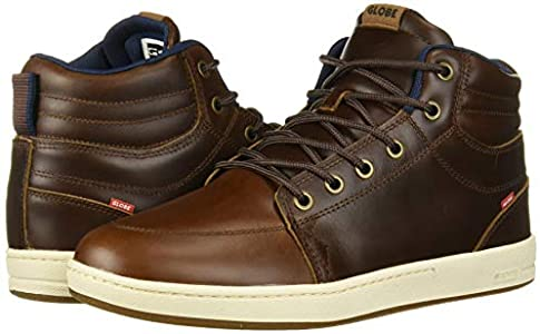 GS Boot Leather