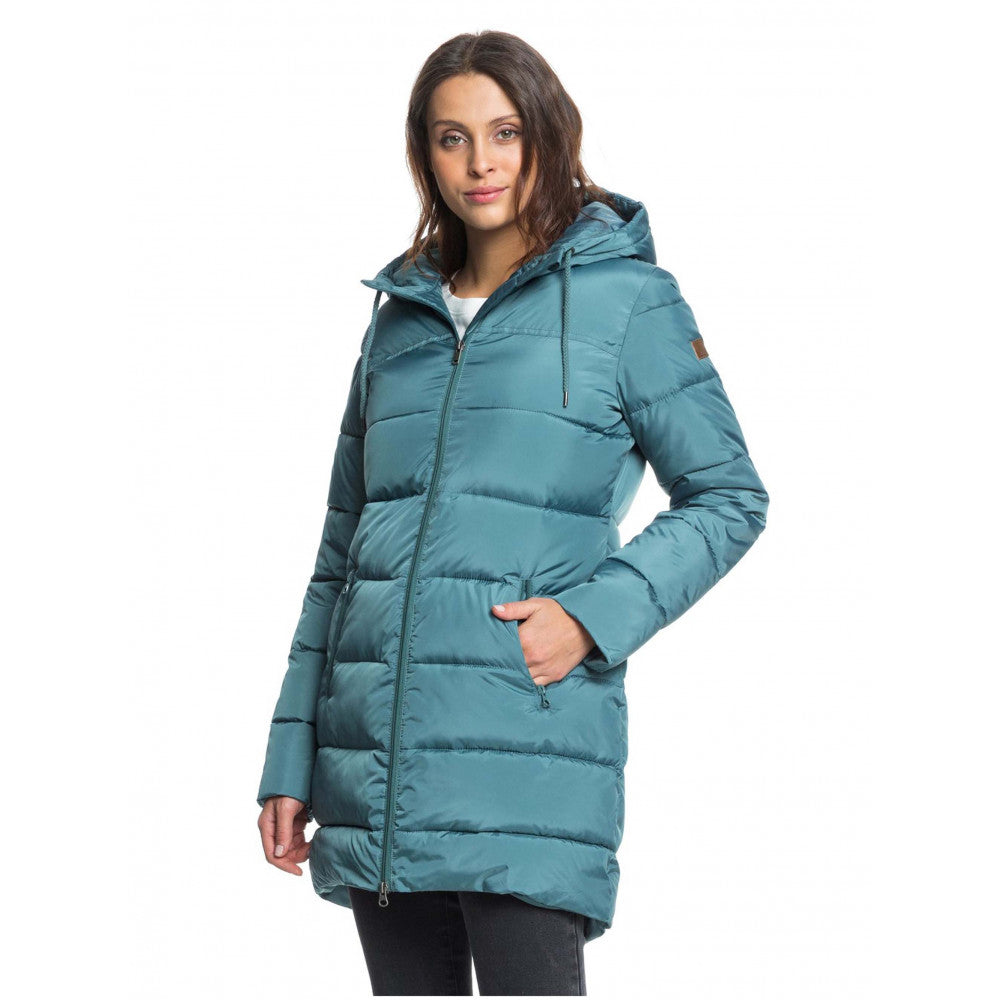 Roxy Southern Nights Longline Puffer Jacket