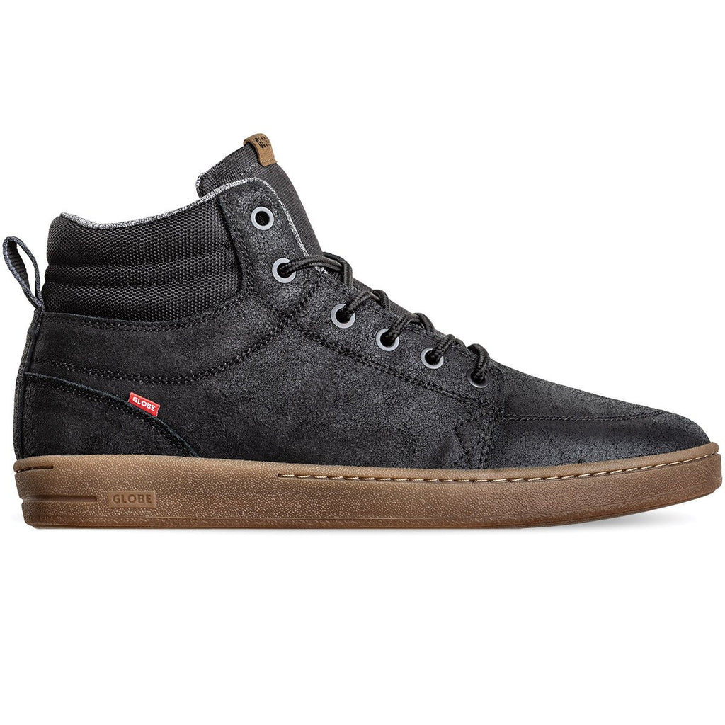 Globe GS Boot in black oiled/gum