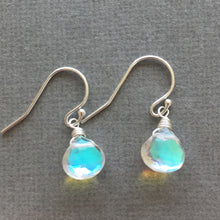 Load image into Gallery viewer, Fire Opal Teeny in Seafoam