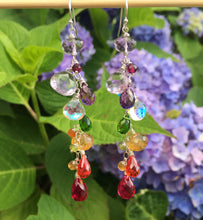 Load image into Gallery viewer, Anniversary Dangle Earrings, limited quantity