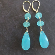 Load image into Gallery viewer, Aqua Excellence Dangles