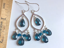 Load image into Gallery viewer, Captivating Kyanite Earrings