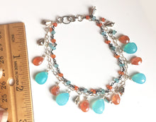 Load image into Gallery viewer, Copacabana Bracelet, Double Strand