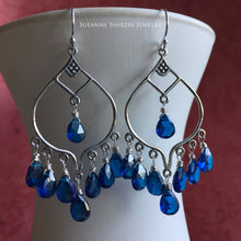 Load image into Gallery viewer, dolce vita classic blue color of the year 2020 earrings