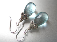 Load image into Gallery viewer, Raindrop Earrings - Sterling Empire - Medium Size