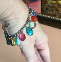 Load image into Gallery viewer, Pure Joy Multi-Gemstone Bracelet