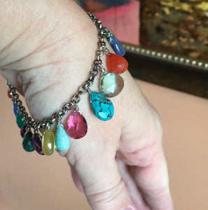 Pure Joy Multi-Gemstone Bracelet