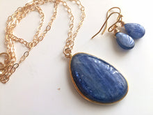 Load image into Gallery viewer, Kyanite Smooth Earrings