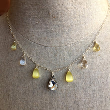 Load image into Gallery viewer, Lemon Drop Necklace