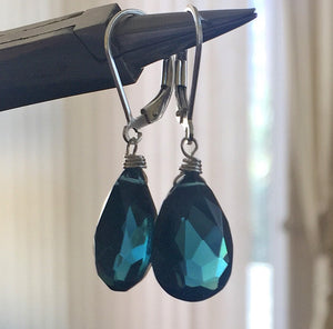 London Blue Dangles