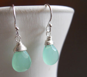 Minty Fresh Teeny earrings