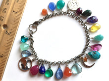 Load image into Gallery viewer, Moondance Pure Joy Multi-Gemstone Bracelet