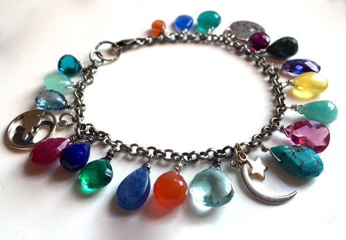 Moondance Pure Joy Multi-Gemstone Bracelet